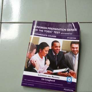 Longman Preparation Series for The Toeic Test - 5th Edition