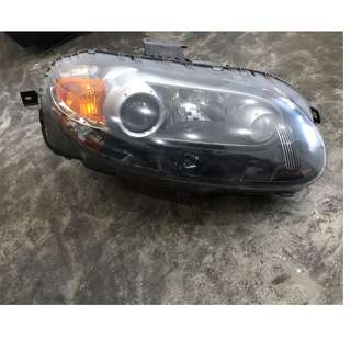 Mazda MX5 headlights and taillights