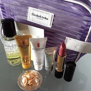 Elizabeth Arden Trial Set