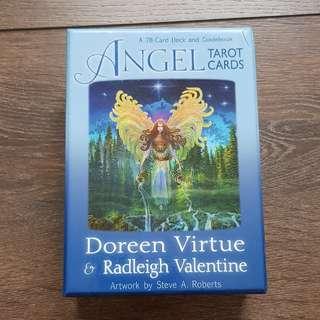 Angel Tarot Cards (Doreen Virtue)