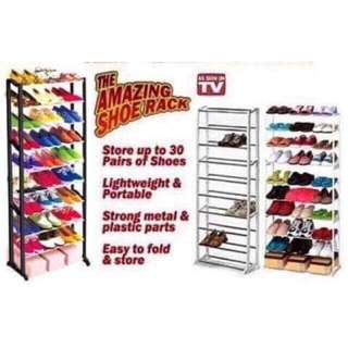 Amazing Shoe Rack (seen on tv)