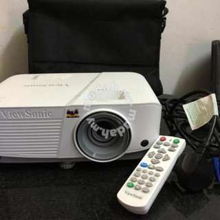 ViewSonic projector (only used twice)