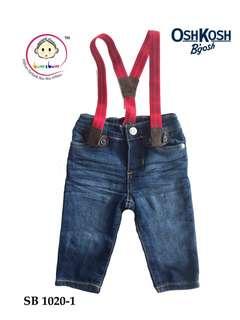 Jeans saspender
