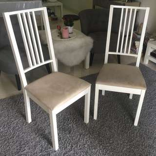 2 Dining Chair