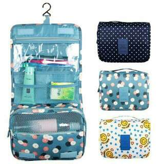 Toiletry Travel Pouch Organizer