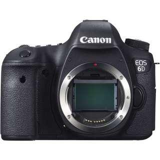 Canon 6D Body MK1