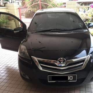 2013 Toyota Vios 1.5E (A)