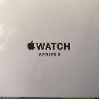 Apple Watch Series 3 Cellular 42mm