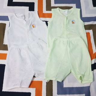 Baby clothes 4 set bundle