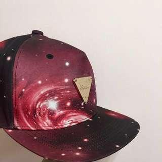 特價!! SQUAD銀河星空棒球帽 潮牌板帽