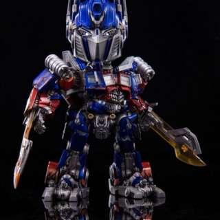 Herocross Optimus Prime Matallic Version