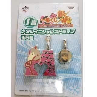 Banpresto 銀魂 一番賞 i賞 鎖匙扣 b
