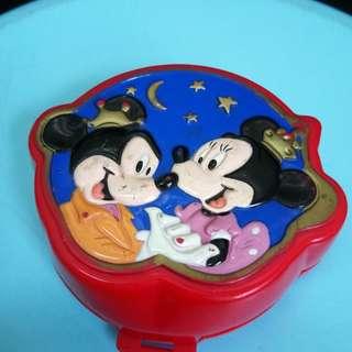 Disney Mickey n Minnie Mouse Polly Pocket 1995
