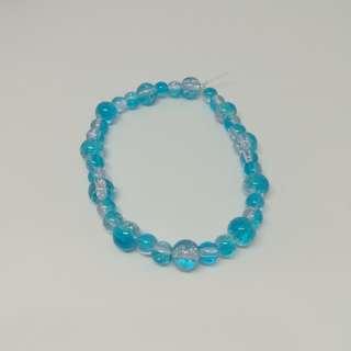 Handmade Blue Bracelet
