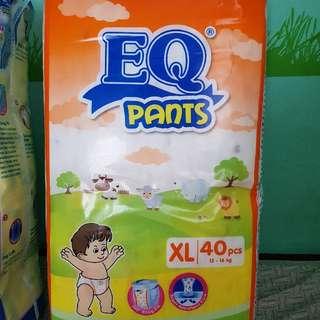 EQ PANTS DIAPER