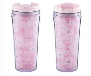 Starbuck櫻花系列「超限量」✨春櫻綻放隨行杯✨