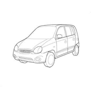 Hyundai Inokom Atos