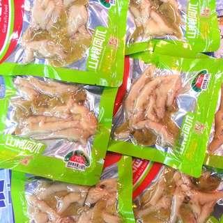 即開即食 山椒鳳爪👍👍 現貨有多包