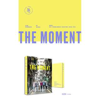 [PREORDER] JBJ (제이비제이) - 1ST PHOTOBOOK [THE MOMENT] LIMITED EDITION