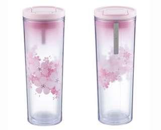 Starbuck櫻花系列「超限量」✨櫻花燦爛隨行杯✨