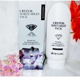 Whitening CRYSTAL MILKY PACK