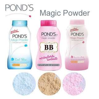 PONDS MAGIC POWDER YG PINK