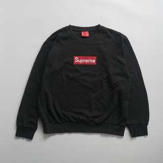 Jaket Sweater Supreme Crewneck 2nd
