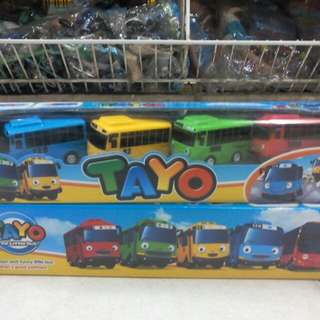 Mainan Bus