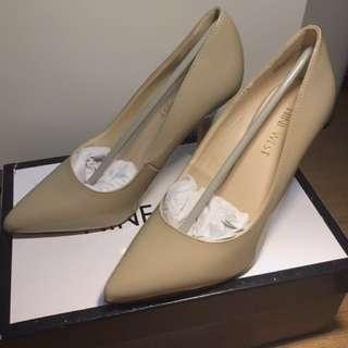 Nine West flagship patent heels 鞋 shoes