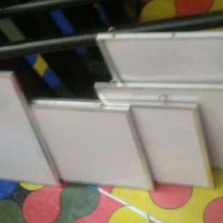 White board 9 x 12 inches