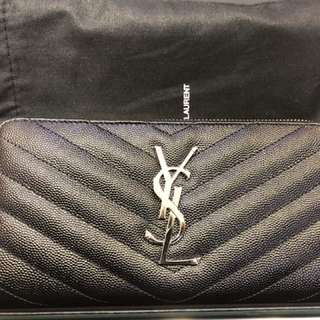 Saint Laurent Leather wallet
