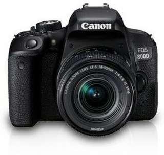 Cicilan Canon EOS 800D kit 18-55