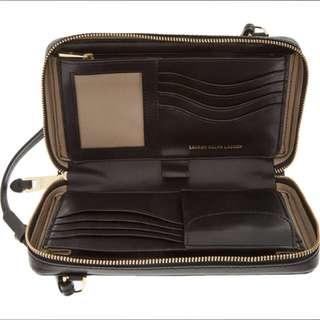 [preorder] Lauren Ralph Lauren crossbody wallet
