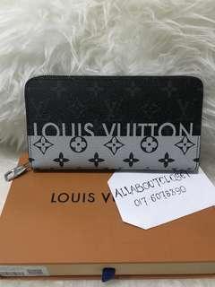 Customer's purchased, LV Wallet