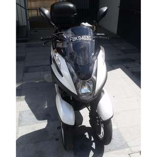 Used Yamaha Tricity 125 for Sale