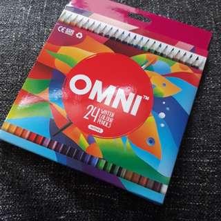 Omni colour pencils