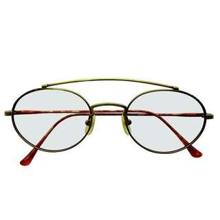 Vintage Alain Delon 3116 Spectacles/ Eyeglasses | Specs Vault