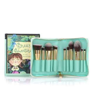 13 Rushes Brea's Adventures (travel set brushes)