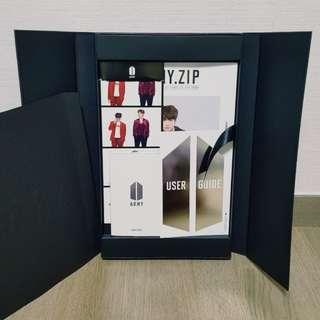 [preorder] BTS Army 4th Official Fanclub Membership Kit
