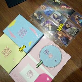 TWICE SUPER EVENT DVD FULL SET