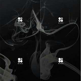 BTS VOL. 2 - WINGS ALBUM