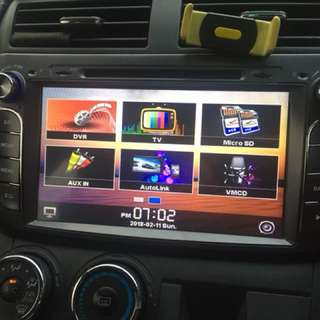 Perodua Alza OEM touch screen 9 inch