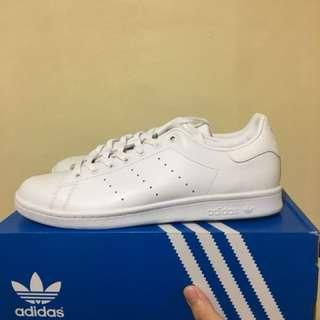 Adidas Originals Stan Smith Triple White size 12 (fits 13)