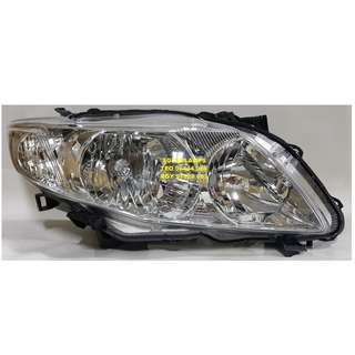 TOYOTA ALTIS 2008-2009 ZZE141 HEAD LIGHT / HEAD LAMP (NEW)