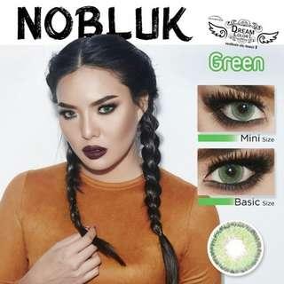 NOBLUK GREEN BEST SELLER SOFTLENS