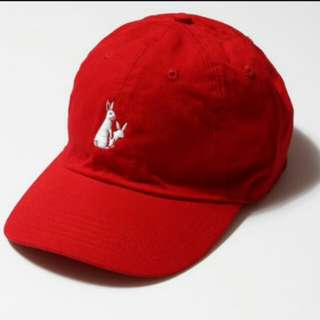 Topi merah FR2