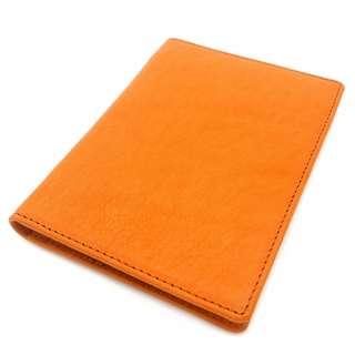 The Ninja Co. Passport Wallet Top Grain Leather Travel Card Holder Business Corporate Gifts Men Women Birthday Case NJ 8840