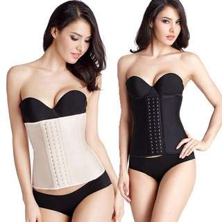 ❗️In Stock❗️Slimming Corset /Waist Trainer 9 Steel Boned  XS, S, M, L, XL , 2XL and 3XL