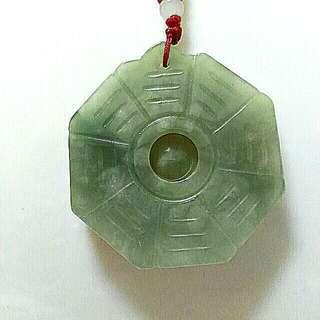 Jade Pendant A 玉牌。