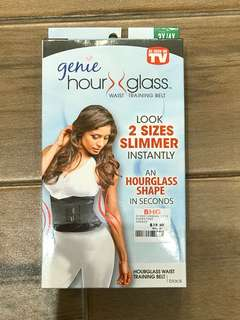 Genie Hourglass Waist Training Belt Size M